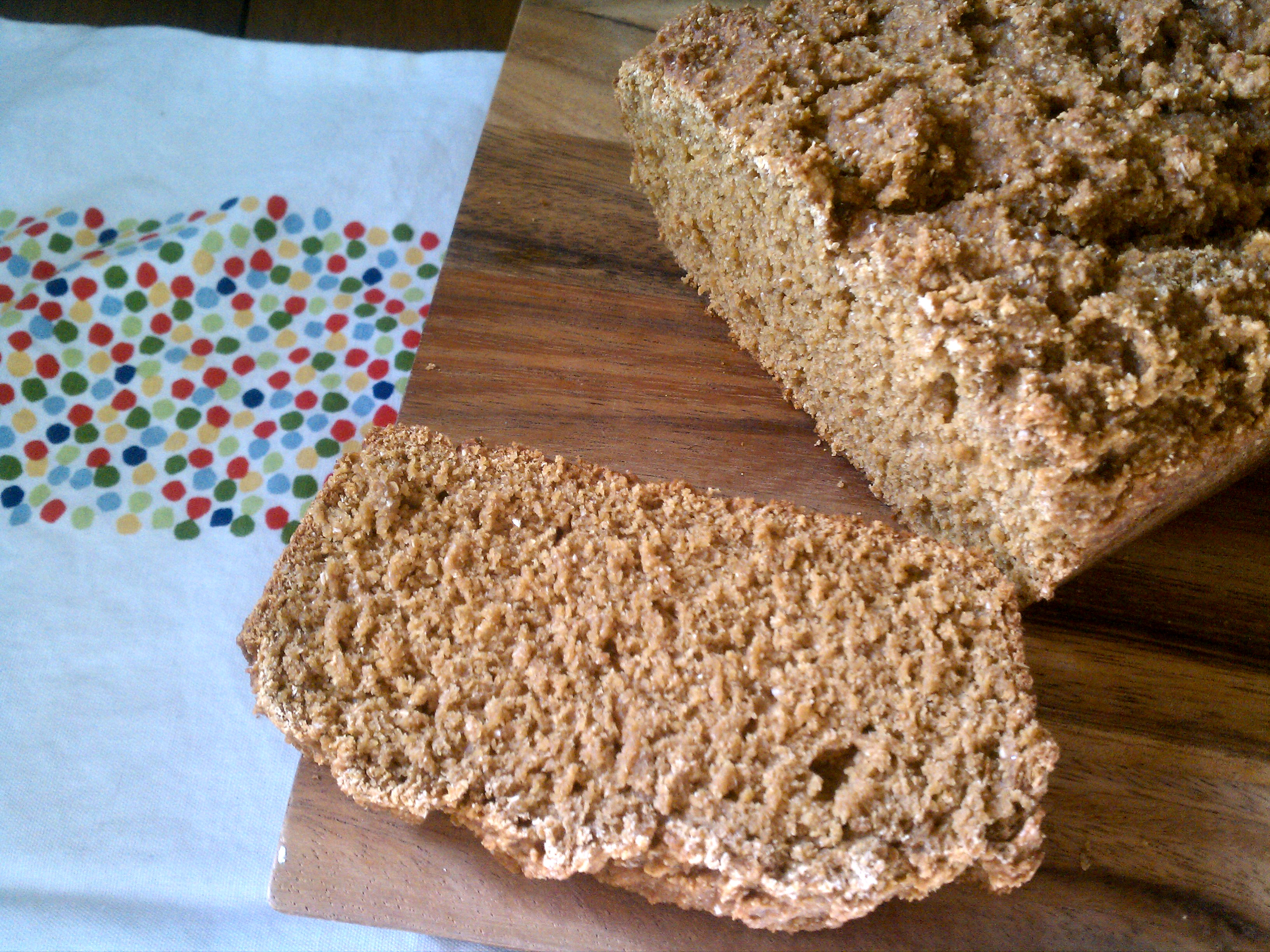 Molasses Cornmeal Bread |