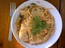 Spicy Fennel Pasta