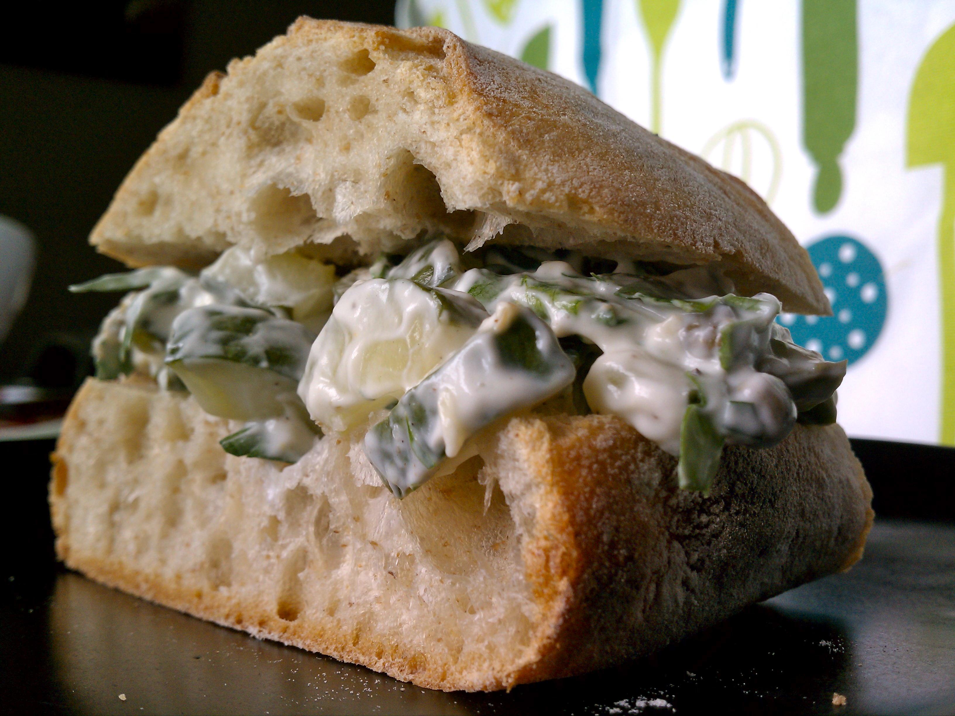 Cucumber sandwiches rezept